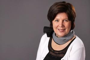 Doris Farell übernimmt als Hudevad-Fachberaterin den Vertrieb im Norden und Osten Deutschlands für die Kampmann GmbH.  (Foto: Kampmann GmbH)