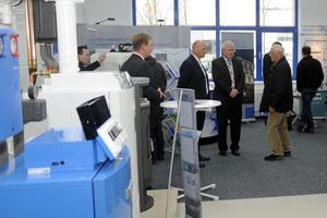 Neuheiten von der ISH 2013 sowie bewährte Produkte konnten die Gäste bei der Eröffnung der Buderus-Niederlassung Lüneburg sehen und sich erklären lassen