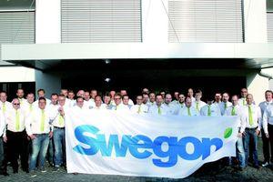 Die Vertriebsteams von Swegon Climate Systems Germany GmbH und Swegon Ventilation Systems Germany GmbH sind gemeinsam für Swegon unterwegs