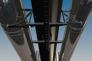 3D-Planung von Raab Abgasanlagen – detailgenau und anschaulich