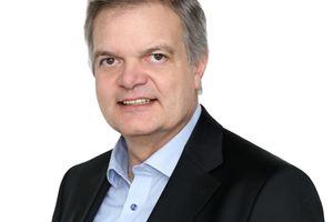 BTGA-Vizepräsident Bernhard Dürheimer