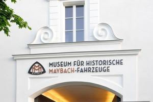 Der Eingangsbereich des Museums<br />