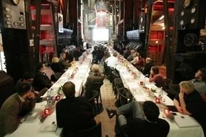Inspirierendes Ambiente: Themenabend der TECE Academy im Kesselhaus der Zeche Zollverein in Essen (Foto: Guido Frebel/vor-ort-foto.de)