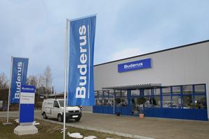 In Lüneburg hat Buderus seine 52. Niederlassung eröffnet und damit die zeitnahe und umfassende Versorgung der Fachpartner in der Region weiter verbessert