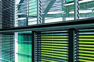 Bild <strong>2</strong>b:Röhrenkollektor als Fassadenelement<br />