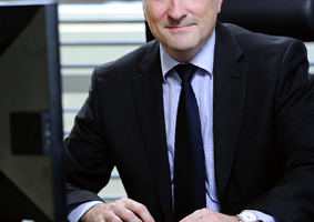 Heiko Folgmann, Executive Vice President Sales and Marketing Building Solutions Europe