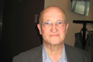 Dipl.-Ing. Manfred Lippe erläuterte die Aspekte des Schall- und Brandschutzes in Sanitär- und Entwässerungsanlagen