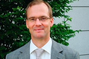 Dr. Arne Kähler, Bereichsleiter Forschung &amp; Entwicklung Techem<br />