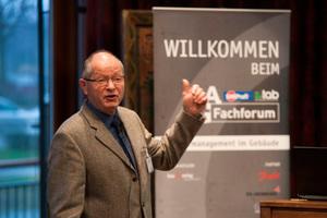 Lutz Feldbinder, Referent der Firma Danfoss<br />
