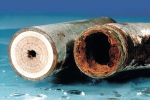 Wasser ist nicht gleich Wasser – zumindest nicht was die Wasserhärte betrifft: Hartes Wasser, das häufig in Deutschland vorkommt, ist sehr kalkhaltig, während die Eigenschaften von weichem Wasser Korrosion begünstigen können<br />