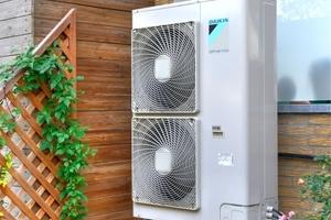 Mit insgesamt 150.000 verkauften Daikin Altherma Wärmepumpen ist Daikin europaweiter Marktführer im Bereich der Luft/Wasser-Wärmepumpen (Foto: Daikin Airconditioning Germany)