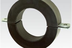 Bestens geeignet für den Einsatz unter<br /> hohen Lasten ist die Iso-Schelle Typ 170 EX