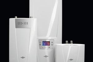 Klein-Durchlauferhitzer, Kompakt-Durchlauferhitzer und elektronischer Durchlauferhintzer<br />