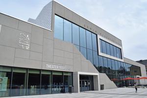 Im Juni 2016 eröffnete in Marburg nach drei Jahren Umbauzeit das Erwin-Piscator-Haus seine Pforten