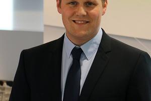 David Kehler ist neuer Vertriebsleiter Deutschland bei ebm-papst Mulfingen.  (Foto: ebm-papst)