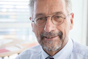Karl-Walter Schuster, Vizepräsident des BTGA und Vizepräsident der GCI-UICP