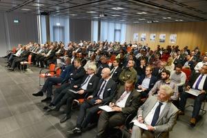 Zahlreiche Marktpartner nahmen am 16. Viessmann Energieforum in der Akademie in Allendorf (Eder) teil.<br />