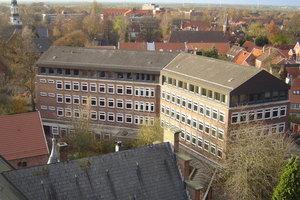 Im neuen Rathaus in Leer konnte durch den Einbau von ...