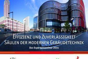 """Die Expertenseminar-Reihe von Kaimann, Oventrop, Wilo und Zehnder steht unter dem Motto """"Effizienz und Zuverlässigkeit"""".  (Bild: Zehnder Group Deutschland GmbH, Lahr)"""