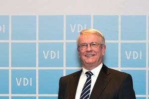 Jan Aufderheijde wurde zum Korrespondierenden Mitglied des VDI ernannt. (Foto: VDI/ Bildschön-Berlin)