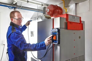 Mehr Sicherheit: Abgasmessung, Dichtheitsprüfung und Videoinspektion der Abgaswege