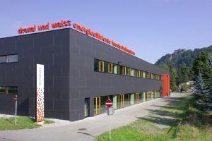 Am Unternehmenssitz von drexel und weiss in Wolfurt bleiben alle Arbeitsplätze erhalten