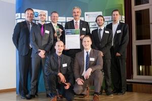 Der DVGW verleiht den Innovationspreis der deutschen Gaswirtschaft in der Kategorie Wissenschaft: Preisträger 2014 sind die Leipziger HTWK und die ETH Zürich.