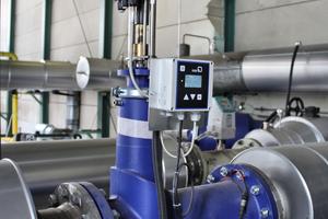 """Das Ventil """"BOA-CVE Control IMS"""" sorgt für die Einhaltung der vorgegebenen Temperaturdifferenz."""