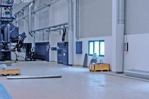 Die maschinell eingebrachte Zuluft wird über individuell dimensionierte Luftauslässe zugfrei und gezielt in den Raum eingebracht<br />