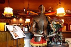 In der ehemaligen, herrschaftlichen Burg Oeding werden heute Hotelgäste aus aller Welt ritterlich empfangen<br />