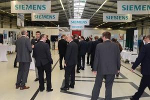 Infrastruktur- und Planerforum von Siemens hat sich als feste Plattform für den Wissenstransfer bei Fachplanern etabliert. In diesem Jahr haben sich über 700 Teilnehmer angemeldet.  (Foto: Siemens AG)