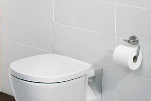 "Das randlose ""Connect""-WC"