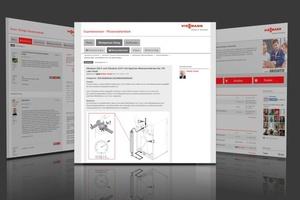 Die Inhalte der Wissensdatenbank wurden von den Mitarbeitern des Technischen Dienstes von Viessmann zusammengetragen.