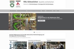 Die Gütegemeinschaft Rohrbefestigung hat ihren Internetauftritt überarbeitet.