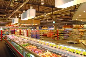 """Eine erste Kostenschätzung bei der TGA des REWE-Marktes Dornseifer in Siegen erfolgte mit """"California.pro""""."""