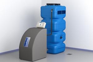 """Sicherheitstrennstationen vom Typ """"DehoustConnect"""" verhindern nicht nur normgerecht die Rückverkeimung der Trinkwasserverteilung, sondern können zudem automatische Hygienespülungen auslösen, um vor Verkeimungen durch Stagnationswasser zu schützen."""