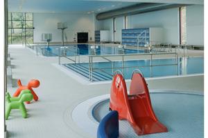 ... wenn alle Schwimmbad-Komponenten aus einer Hand kommen und aufeinander abgestimmt sind – Energieeffizienz beginnt also schon bei der Planung.