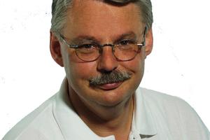Gerhard Treutlein, Geschäftsführer, Verband der Rohr- und Kanal-Technik-Unternehmen e.V. (VDRK)<br />