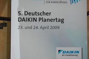 Zum ersten Mal in Leipzig: der Daikin-Planertag<br />