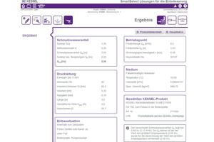 """Unter """"smartselect.kessel.de"""" führt ein Berechnungsmodul für Hebeanlagen und Pumpstationen in nur drei Schritten zur passenden Produktlösung, die dem Planer im Anschluss zum Ausdruck zur Verfügung steht."""
