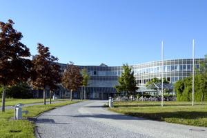 Außenansicht Universitätsklinikum Regensburg