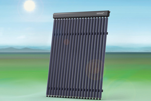 """Verbesserte """"SolarPlus""""-Heat-Pipe- (HP) und -Direct-Flow-Modelle (DF) von Brötje"""