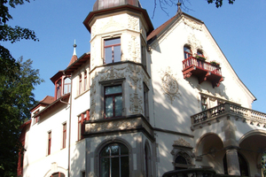 Sitz von Eipos in Dresden