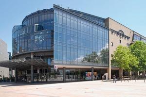 Der Cinedom in Köln erhielt im Austausch gegen eine eine alte R22-Anlage eine komplett neue Kälteanlage<br />