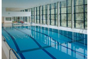 Das Schwimmbad funktioniert als System nur dann maximal energieeffizient, ...