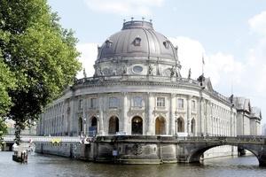 Grundinstandsetzung des Bode-Museums (Leistungen pbr: Technische Ausrüstung) (Foto: Lucas Müller)