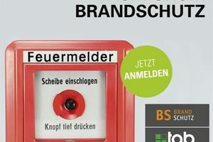 Die Herbststaffel des Fachforum Brandschutz findet in Bielefeld, Ingolstadt, Magdeburg und Darmstadt statt.
