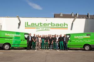 Die Kölner Belegschaft der Lauterbach Gebäude- und Umwelttechnik GmbH freut sich über den Zuwachs in Bonn