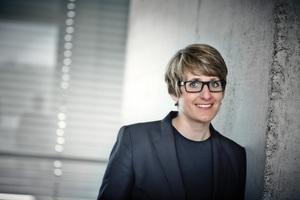 Geschäftsführerin Yvonne Dallmer stellte sich den Fragen der tab-Redaktion
