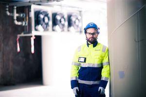 Caverion liefert für 2,2 Mio. € Lüftungstechnik für eine Großbäckerei in Wittenberg.  (Foto: Caverion GmbH)